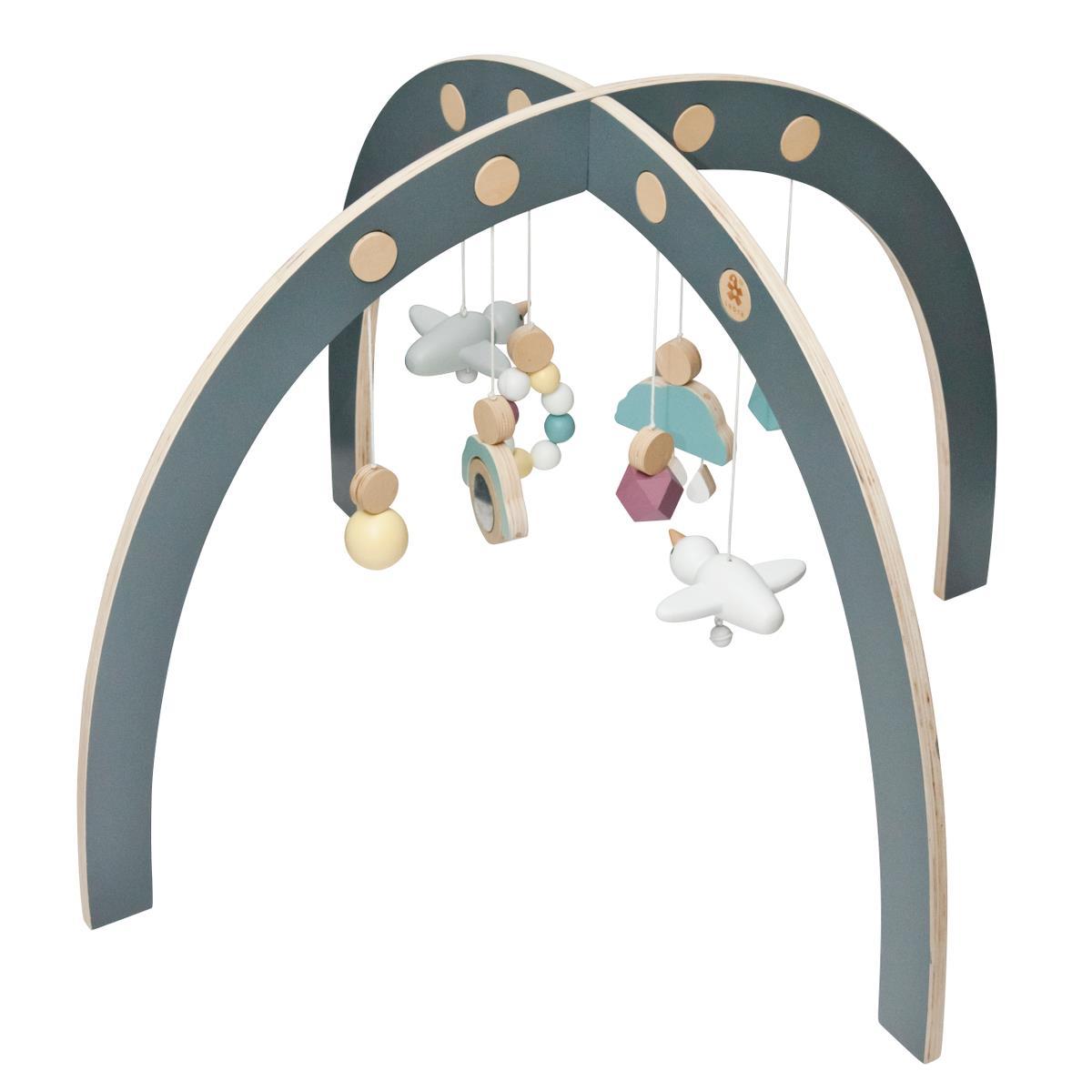sebra Babygymnastikcenter Baby gym 3020302 - 01