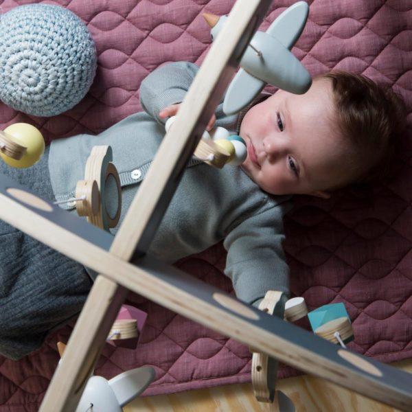 sebra Babygymnastikcenter Baby gym 3020302 - 04