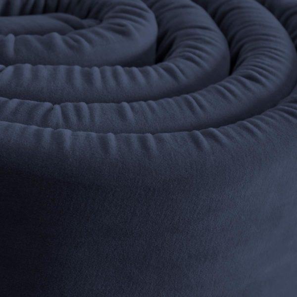 sebra Bettnestchen, velours, königsblau 1004105 - 03
