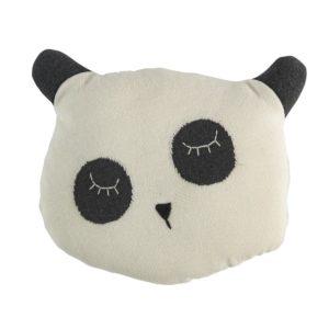 sebra Gestrickte Kissen, Panda 4002302 - 01