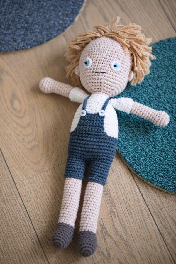 sebra Häkel-Puppe, Birk 3002102 - 03