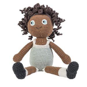 sebra Häkel-Puppe, Lilly 3441 - 01