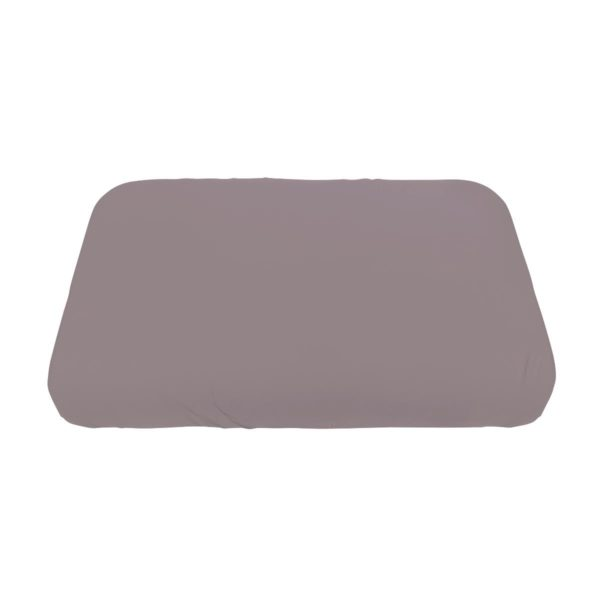 sebra Jersey-Bettlaken staubrosa 1008202 - 01