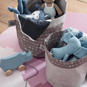 sebra Nachziehspielzeug aus Holz, Nashorn, wolkenblau 3017103 - 03