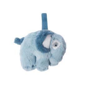 sebra Plüsch-Spieluhr, Elephant, wolkenblau 3013101 - 01