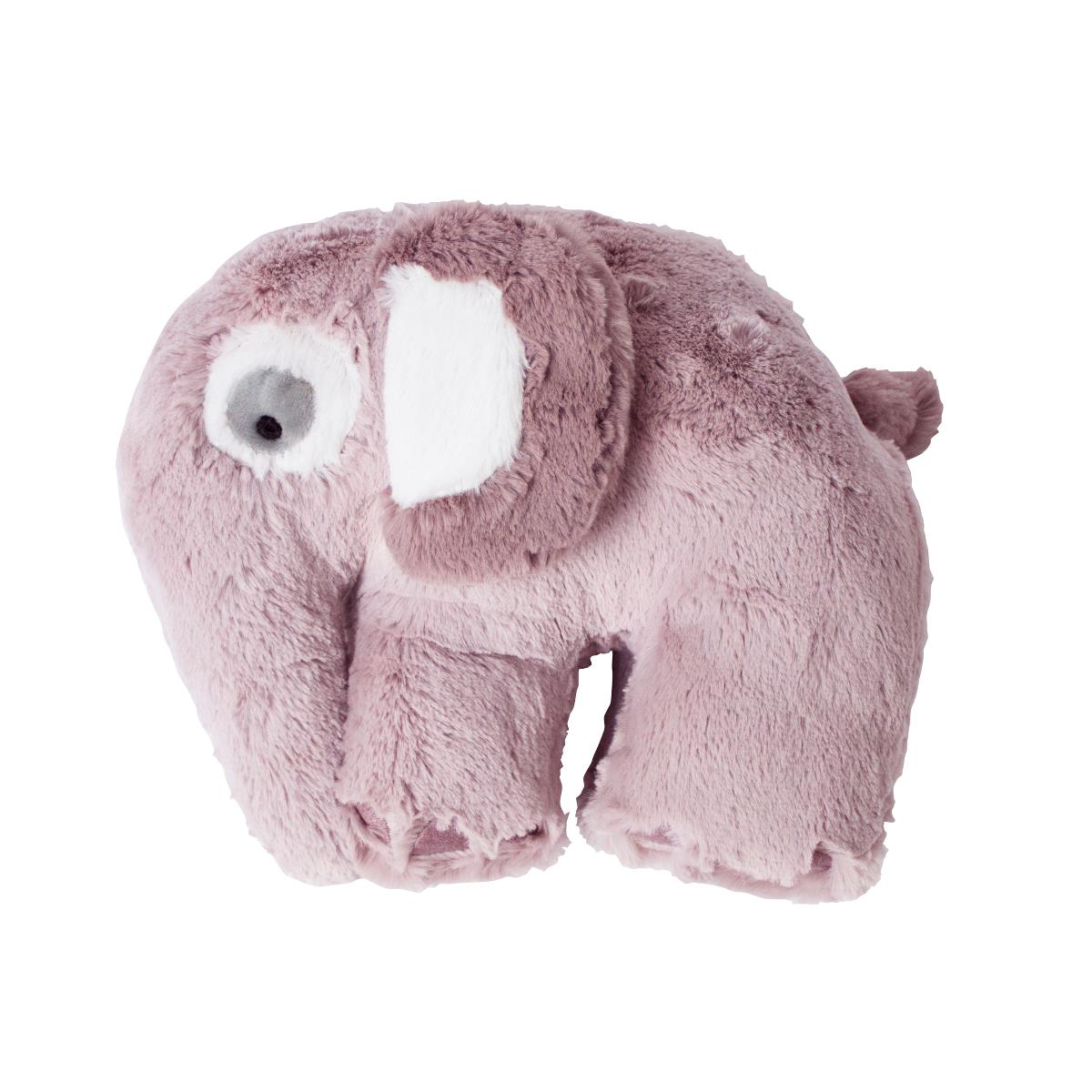 sebra Plüschtier, Elefant, altrosa 3001206 - 01