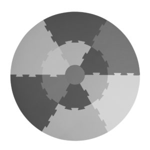 sebra Spielmatte, grau 4003303 - 01