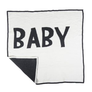 sebra Strick-Babydecke, BABY 401301 - 01