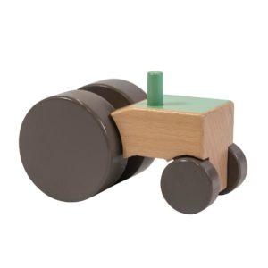sebra Traktor aus Holz, grün 3019304 - 01