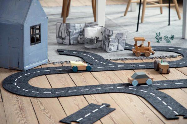 sebra Traktor aus Holz, grün 3019304 - 02