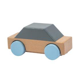 sebra Wagen aus Holz, grau 3019302 - 01