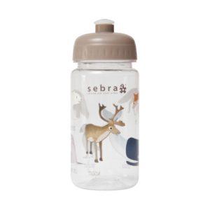 sebra Trinkflasche, 500ml, Arctic animals 7004203