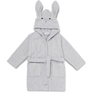 Liewood Bademantel Rabbit dumbo grey LW12387-0032