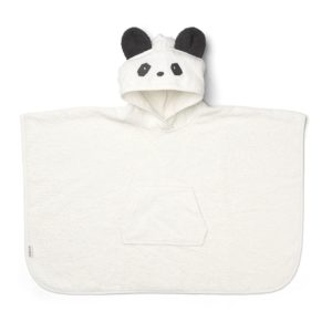 Liewood Badeponcho Panda creme de la creme LW12356-0010