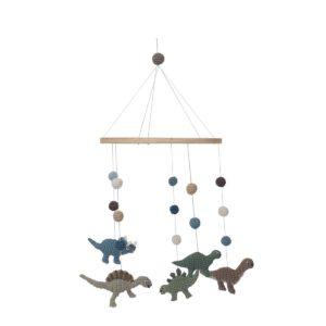 sebra Häkel-Babymobile Dino 8018102 - 01