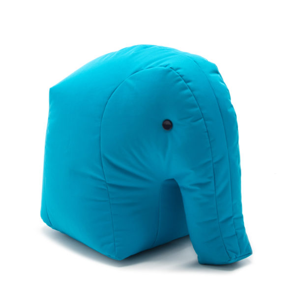 SITTING BULL Happy Zoo Carl Elefant hellblau 190168 - 02