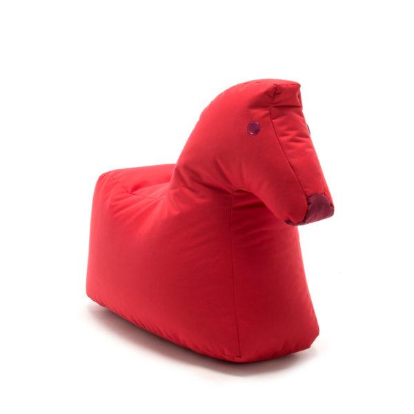 SITTING BULL Happy Zoo Lotte Pferd rot 190402 - 02