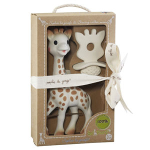 Sophie la girafe® So'Pure inkl. Schnuller Zahnungshilfe 101-024-008 01