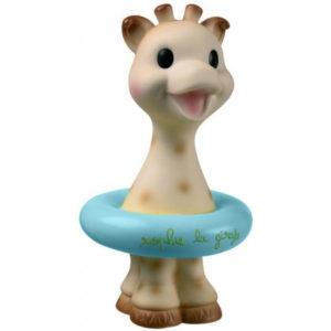 Badespielzeug Sophie la girafe® – blau (Geschenkbox) 101-008-009.04 - 01