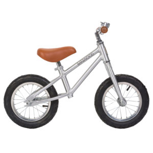 Banwood Kinder Laufrad First Go – Chrome 01