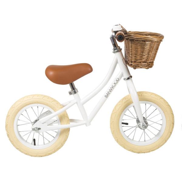 Banwood Kinder Laufrad First Go – weiß 01