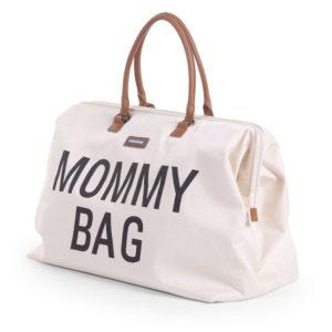 Childhome Mommy Bag in alt weiß – große Wickeltasche - 02