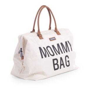 Childhome Mommy Bag in alt weiß – große Wickeltasche - 03