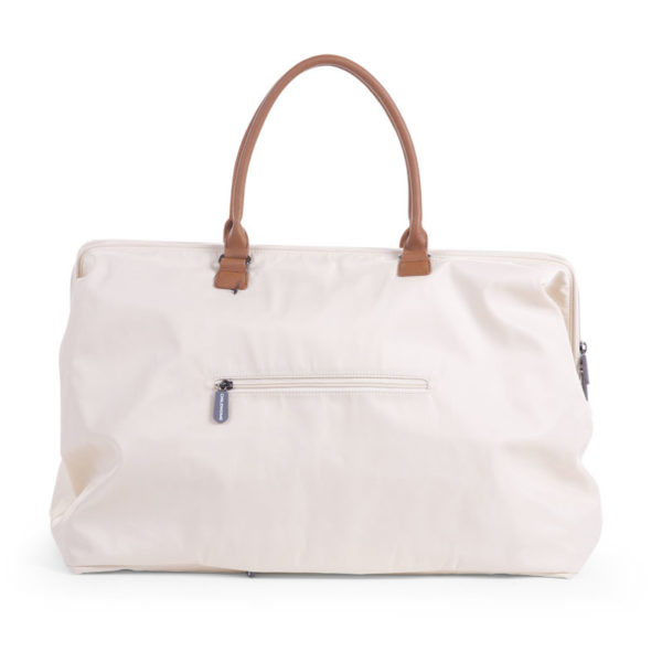 Childhome Mommy Bag in alt weiß – große Wickeltasche - 04