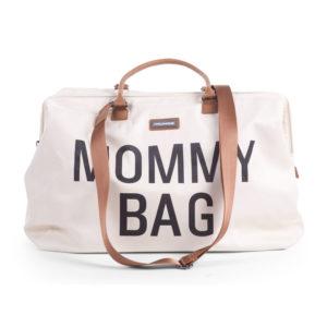 Childhome Mommy Bag in alt weiß – große Wickeltasche - 05