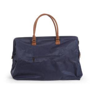 Childhome Mommy Bag in navy blau – große Wickeltasche - 04