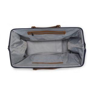 Childhome Mommy Bag in navy blau – große Wickeltasche - 06