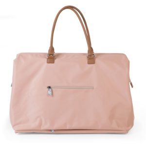 Childhome Mommy Bag in rosa – große Wickeltasche - 07