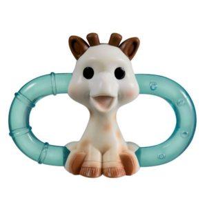 Doppelter Polarbeißring Sophie la girafe® (Geschenkbox weiß) 101-002-007 - 01