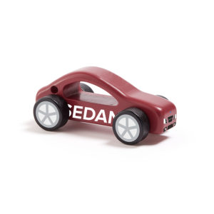 Kids Concept Holzauto Aiden Sedan - 01