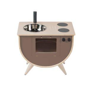 Sebra Spielküche, warmes grau 3005307 - 01