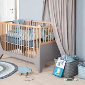 Sebra Teppich tannenblau melange, Häkelteppich 4003108 - 02