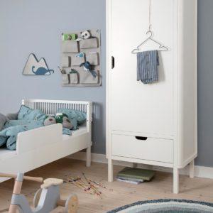 Sebra Teppich tannenblau melange, Häkelteppich 4003108 - 03