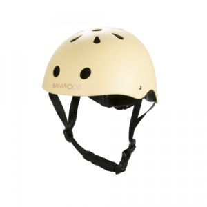 Banwood Kinderhelm creme (matt)