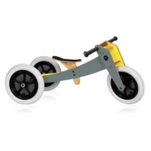Wishbone Bike grau 3-in-1 Laufrad 01