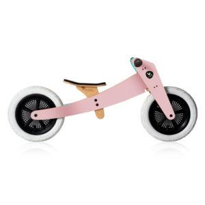 Wishbone Bike pink 3-in-1 Laufrad 02