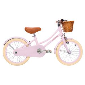 Banwood 16 Zoll Retro Kinder Fahrrad Classic Pink – rosa 00