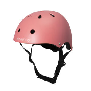 Banwood Kinderhelm coral (matt)
