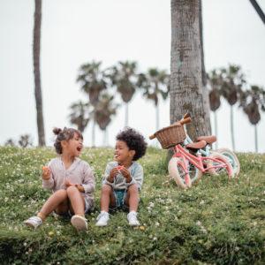 Banwood Laufrad Coral & Sky 2019 - 10