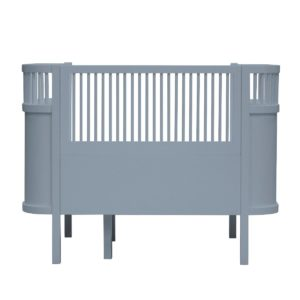 Sebra Bett Forest Lake Blue, Babybett & Juniorbett 2001314 - 01