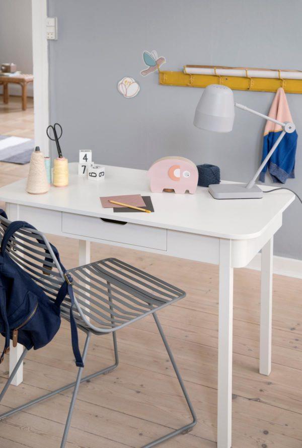 Sebra Schreibtisch weiß 2006306 - 02