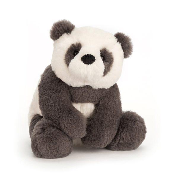 Jellycat Kuscheltier Harry Panda Cub (19cm : baby) Vorderansicht