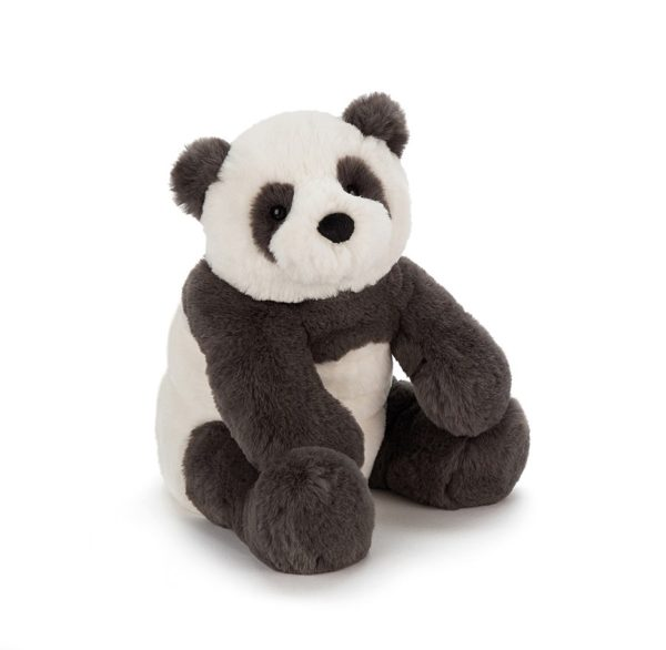Jellycat Kuscheltier Harry Panda Cub (36cm : large) Vorderansicht
