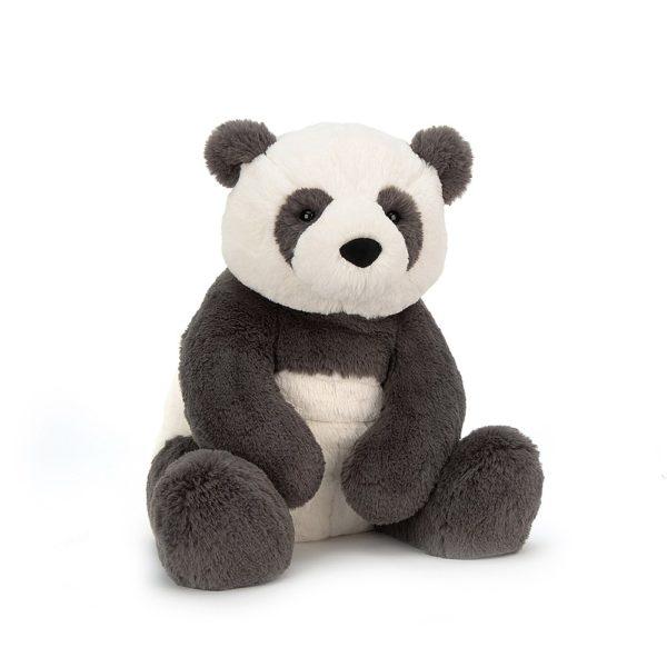 Jellycat Kuscheltier Harry Panda Cub (46cm : huge) Vorderseite