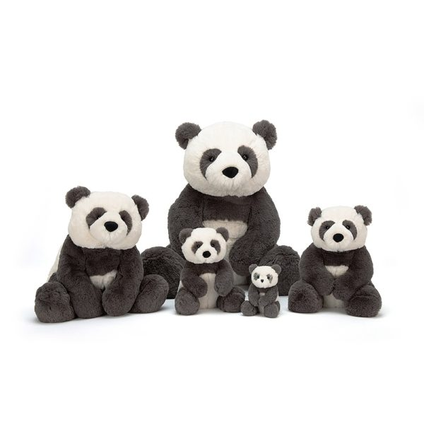 Jellycat Kuscheltier Harry Panda Cub (46cm : huge) alle Größen