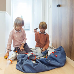 Play&GoSpielzeugsack Jeans (ø140cm) 03